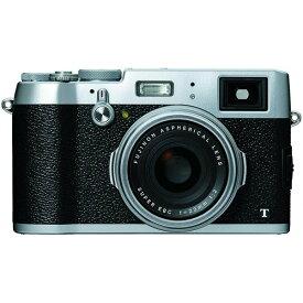 フジフィルム FUJIFILM X100T シルバー FX-X100T S 新品SDカード付き
