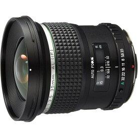 ペンタックス PENTAX 広角~標準単焦点レンズ HD DFA645 35mmF3.5AL[IF] 645マウント 645サイズ 645Zサイズ 26450