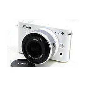 ニコン Nikon J1 標準ズームレンズキット ホワイトN1 J1HLK WH 新品SDカード付き
