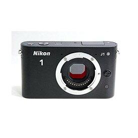 ニコン Nikon J1 ボディ ブラック 新品SDカード付き