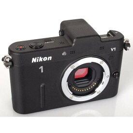 ニコン Nikon V1 ボディ ブラック 新品SDカード付き
