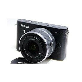 ニコン Nikon J1 標準ズームレンズキット ブラックN1 J1HLK BK 新品SDカード付き