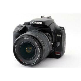 キヤノン Canon EOS Kiss Digital X レンズキット★美品★一眼レフ初心者オススメのセット