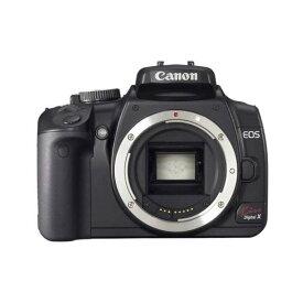 【5/9~16 クーポンで最大4000円OFF!!】キヤノン Canon EOS Kiss デジタル X ボディ本体 ブラック KISSDXB-BODY