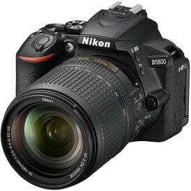 ニコン Nikon D5600 18-140 VR レンズキット ブラック D5600LK18-140BK