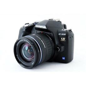 【5/9~16 クーポンで最大4000円OFF!!】オリンパス OLYMPUS E-520 レンズキット 美品 レンズフィルター付き