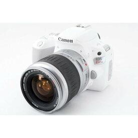 キヤノン Canon EOS Kiss X9 ホワイト レンズセット 美品 8GB新品SDカード付き