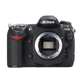 ニコン Nikon D200 ボディ本体 新品SDカード付き