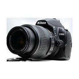 ニコン Nikon D3000 レンズキット D3000LK 新品SDカード付き