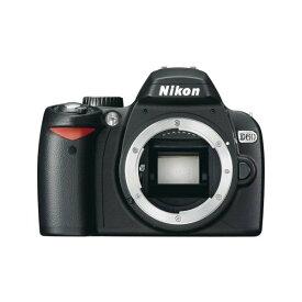 ニコン Nikon D60 ボディ 新品SDカード付き