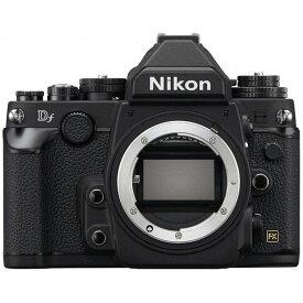 ニコン Nikon Df ブラック ボディ 新品SDカード付き