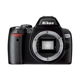 ニコン Nikon D40X ボディ D40X 新品SDカード付き