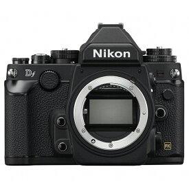 【キャッシュレス5%還元対象店】Nikon ニコン デジタル一眼レフカメラ Df ボディ ブラック