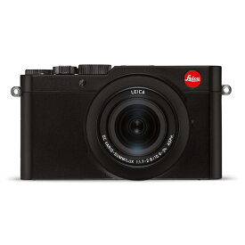【11月25日10:00-11月27日23:59 300円OFFクーポン発行中!】ライカ Leica コンパクトデジタルカメラ D-LUX7 ブラック (19141)