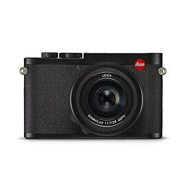 【11月25日10:00-11月27日23:59 300円OFFクーポン発行中!】ライカ Leica コンパクトデジタルカメラ Q2 ブラック(19050)