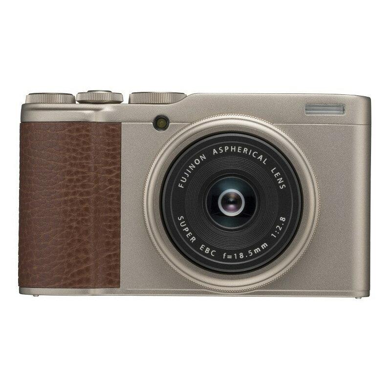 FUJIFILM フジフイルム コンパクトデジタルカメラ XF10 シャンパンゴールド