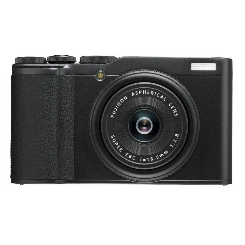 FUJIFILM フジフイルム コンパクトデジタルカメラ XF10 ブラック