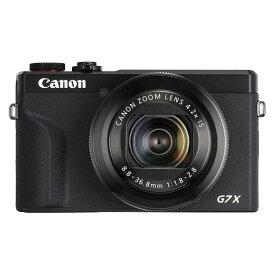 Canon キヤノン コンパクトデジタルカメラ PowerShot G7 X Mark III ブラック パワーショット