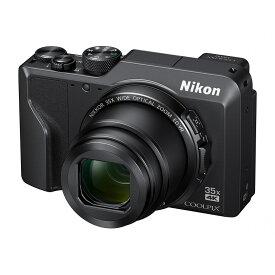 Nikon ニコン コンパクトデジタルカメラ COOLPIX A1000 ブラック クールピクス