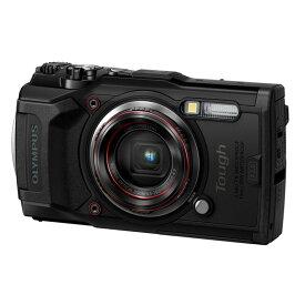 【10月20日24時間限定!Wエントリー&楽天カード決済でポイント最大13倍!】OLYMPUS オリンパス コンパクトデジタルカメラ Tough TG-6 ブラック