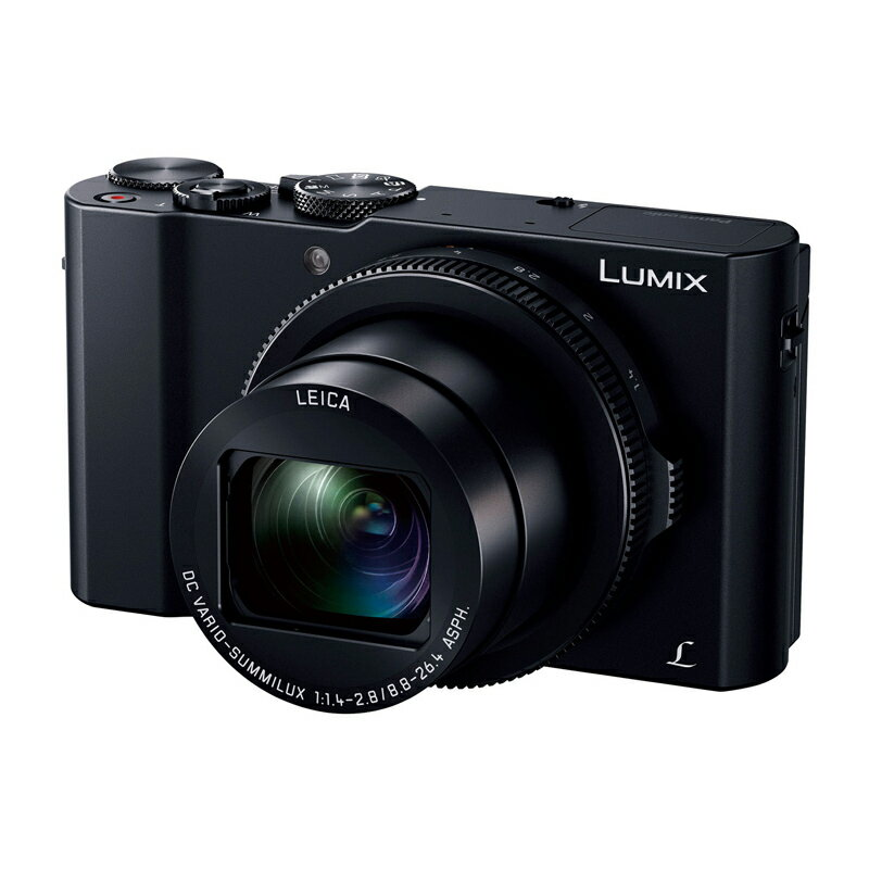 Panasonic パナソニック コンパクトデジタルカメラ LUMIX LX9 (DMC-LX9-K) ルミックス