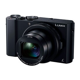 【1月24日20:00-1月28日1:59 最大6,000円OFFクーポン発行中!】Panasonic パナソニック コンパクトデジタルカメラ LUMIX LX9 (DMC-LX9-K) ルミックス