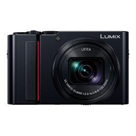 【キャッシュレス還元対象店】Panasonic パナソニック コンパクトデジタルカメラ LUMIX TX2 (DC-TX2-K) ルミックス