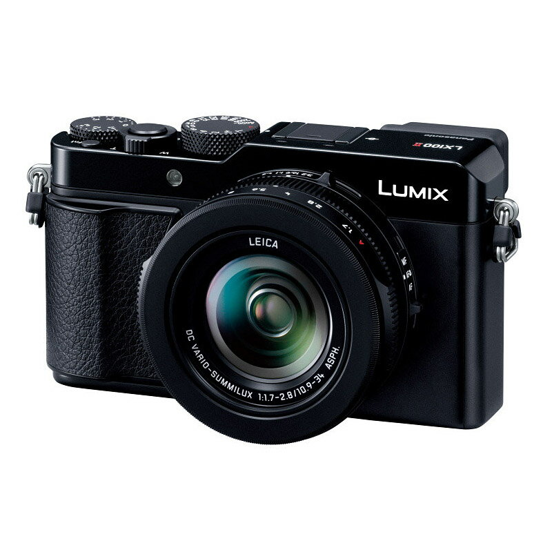 Panasonic パナソニック コンパクトデジタルカメラ LUMIX LX100 II (DC-LX100M2) ルミックス
