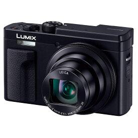 【10月25日24時間限定!Wエントリー&楽天カード決済でポイント最大13倍!】Panasonic パナソニック コンパクトデジタルカメラ LUMIX TZ95 ブラック (DC-TZ95-K) ルミックス