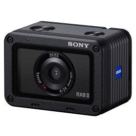 【6月20日0:00-6月26日1:59最大3,500円OFFクーポン発行中!】SONY ソニー コンパクトデジタルカメラ SONY Cyber-shot RX0 II(DSC-RX0M2) サイバーショット