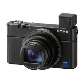 【キャッシュレス還元対象店】SONY ソニー コンパクトデジタルカメラ Cyber-shot RX100 VII (DSC-RX100M7) サイバーショット