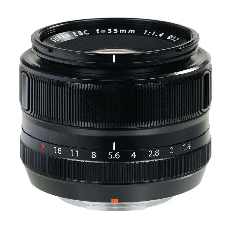 FUJIFILM フジフイルム 標準単焦点レンズ XF 35mm F1.4 R