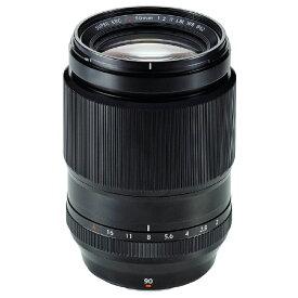 【8月2日20:00-8月9日1:59 最大6,000円OFFクーポン発行中!】FUJIFILM フジフイルム 大口径・望遠単焦点レンズ XF 90mm F2 R LM WR