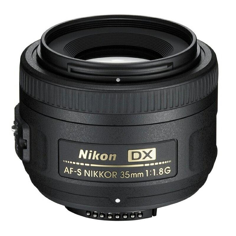 Nikon ニコン 標準単焦点レンズ AF-S DX NIKKOR 35mm f/1.8G