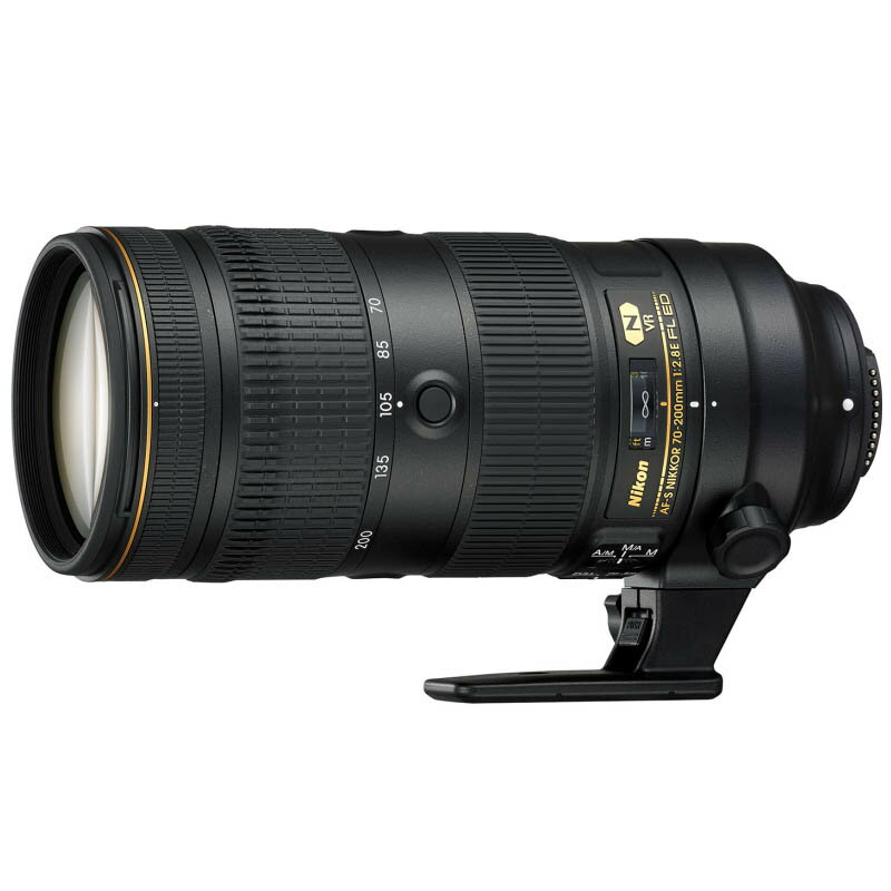 Nikon ニコン 望遠ズームレンズ AF-S NIKKOR 70-200mm f/2.8E FL ED VR 【キャッシュバックキャンペーン¥10,000対象】