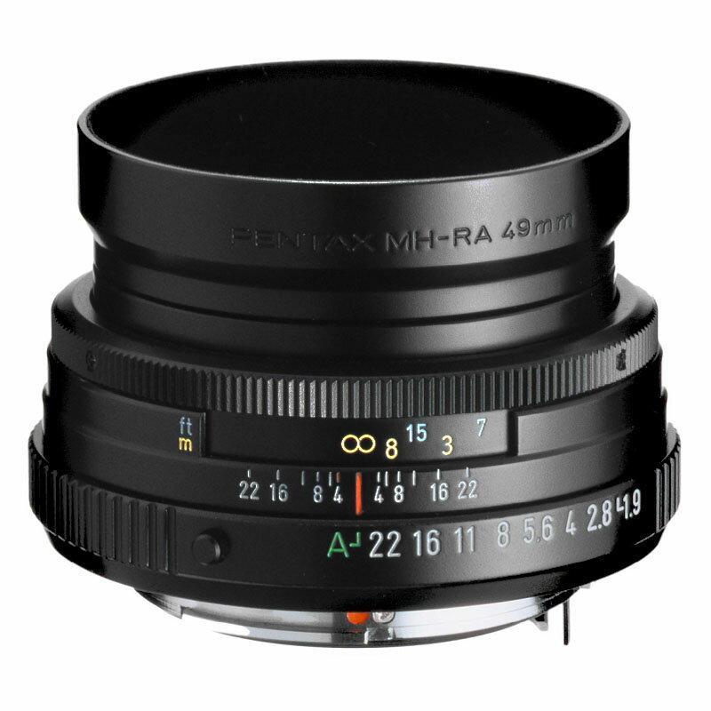PENTAX (ペンタックス) smc PENTAX-FA 43mm F1.9 Limited ブラック 標準単焦点レンズ