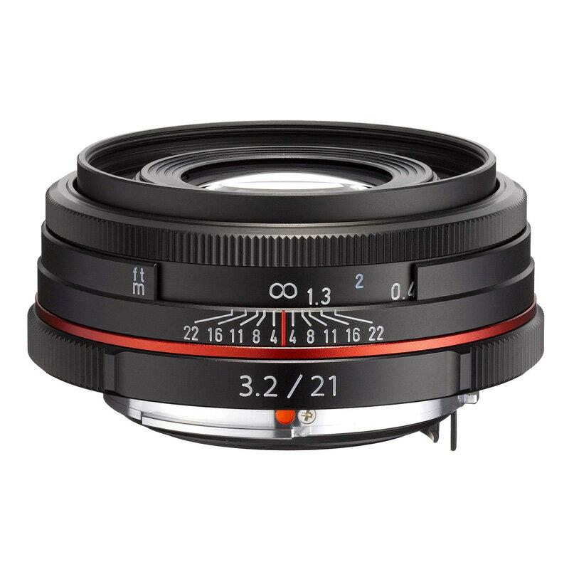 PENTAX (ペンタックス) HD PENTAX-DA 21mm F3.2 AL Limited ブラック 薄型広角単焦点レンズ