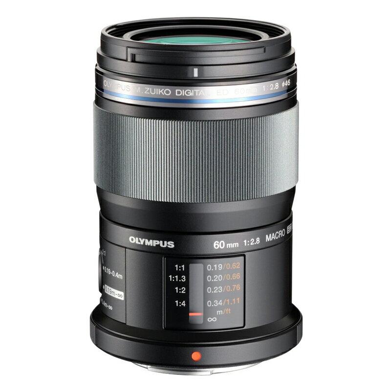 OLYMPUS オリンパス マイクロフォーサーズ用単焦点マクロレンズ M.ZUIKO DIGITAL ED 60mm F2.8 Macro