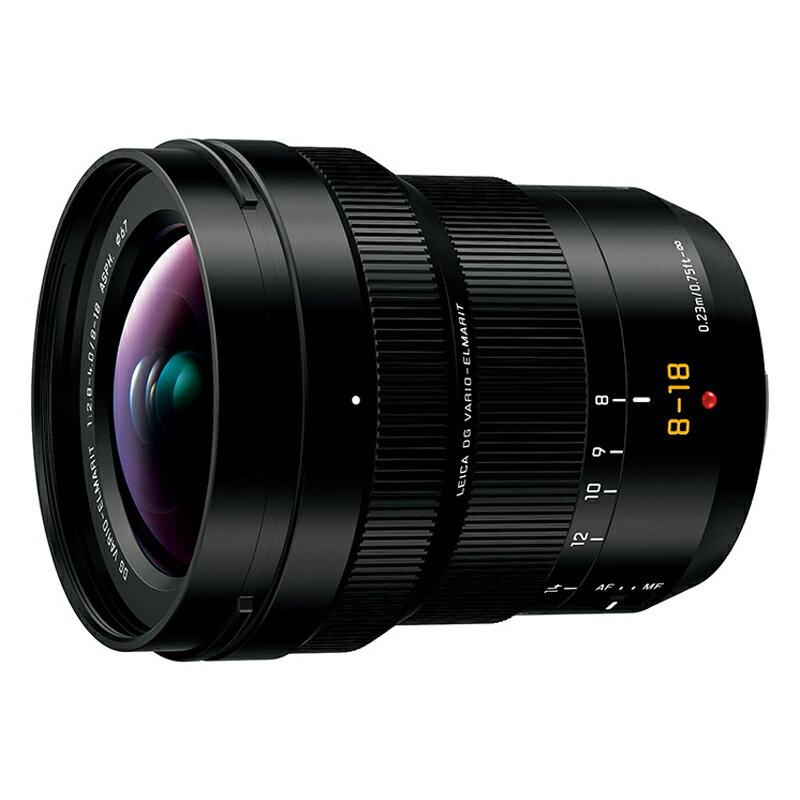 Panasonic パナソニック LEICA DG VARIO-ELMARIT 8-18mm / F2.8-4.0 ASPH. (H-E08018) 広角ズームレンズ マイクロフォーサーズ用