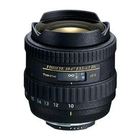 【6月20日0:00-6月26日1:59最大3,500円OFFクーポン発行中!】Tokinaトキナー 魚眼ズームレンズ AT-X 107 DX Fisheye 10-17mm F3.5-4.5 Nikon(ニコン)用