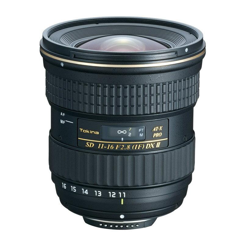 【5月25日10:00-5月29日9:59エントリー&楽天カード決済でポイント9倍!】Tokinaトキナー 広角ズームレンズ AT-X 116 PRO DX II 11-16mm F2.8 IF ASPHERICAL Nikon(ニコン)用