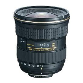 【7月1日限定!ダブルエントリーでポイント最大10倍!】Tokinaトキナー 広角ズームレンズ AT-X 116 PRO DX II 11-16mm F2.8 IF ASPHERICAL Canon(キヤノン)用