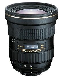 【7月1日限定!ダブルエントリーでポイント最大10倍!】Tokinaトキナー 超広角ズームレンズ AT-X 14-20 F2 PRO DX 14-20mm F2 IF Nikon(ニコン)用