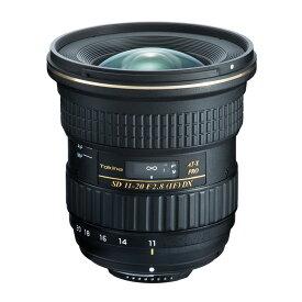 【7月1日限定!ダブルエントリーでポイント最大10倍!】Tokinaトキナー 広角ズームレンズ AT-X 11-20 PRO DX 11-20mm F2.8 (IF) ASPHERICAL Canon(キヤノン)用