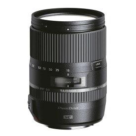 【10月25日24時間限定!Wエントリー&楽天カード決済でポイント最大13倍!】TAMRON タムロン 高倍率ズームレンズ 16-300mm F3.5-6.3 Di II PZD MACRO Canon(キヤノン)用 (B016)