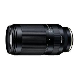 TAMRON タムロン 望遠ズームレンズ 70-300mm F/4.5-6.3 Di III RXD ソニーEマウント用 (A047)