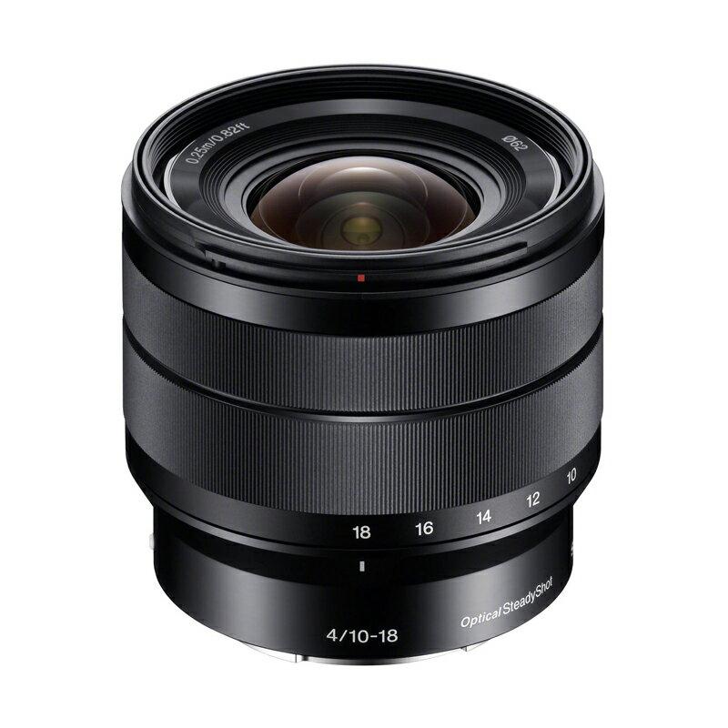 SONY ソニー 超広角ズームレンズ E 10-18mm F4 OSS SEL1018 ミラーレス一眼カメラ用