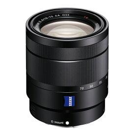 【6月22日20:00-6月26日1:59 最大6,000円OFFクーポン発行中!】SONY ソニー 標準ズームレンズ Vario-Tessar T* E 16-70mm F4 ZA OSS SEL1670Z ミラーレス一眼カメラ用 カールツァイス