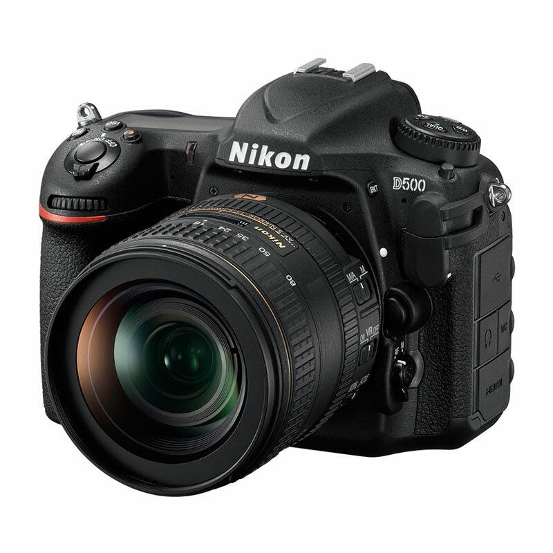 Nikon ニコン デジタル一眼レフカメラ D500 16-80VR レンズキット