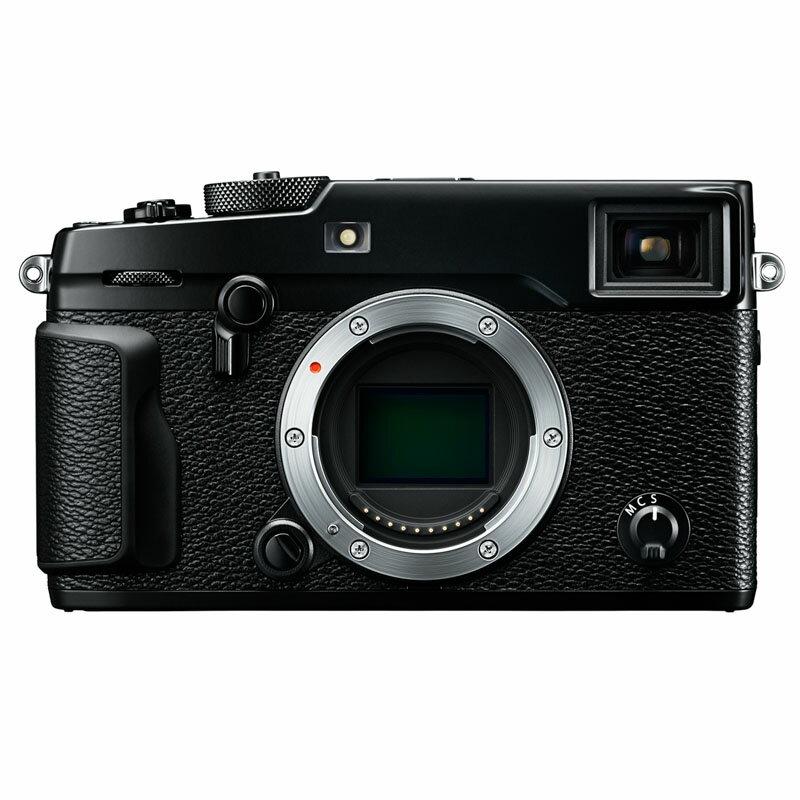 FUJIFILM フジフイルム ミラーレス一眼カメラ X-Pro2 ボディ ブラック